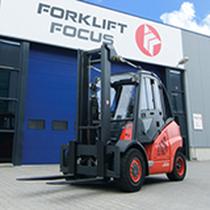 Ticaret alanı Forklift Focus B.V.