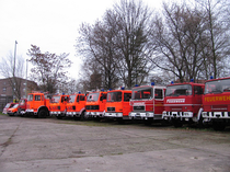 Ticaret alanı Feuerwehrtechnik