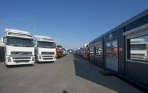 Ticaret alanı DK TRUCKS