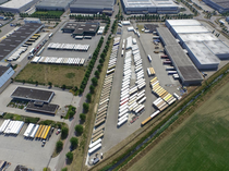 Ticaret alanı Cargobull Trailer Store Venlo