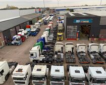 Ticaret alanı MD Trucks B.V.