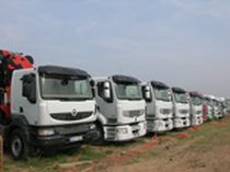 Ticaret alanı Lanamar – Trucks & Machinery