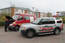 Ticaret alanı Terberg DTS UK Ltd – Fire & Rescue Division