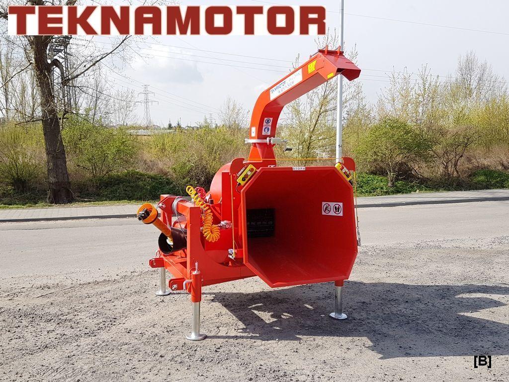 yeni TEKNAMOTOR Skorpion 250R/90 Dal Öğütme