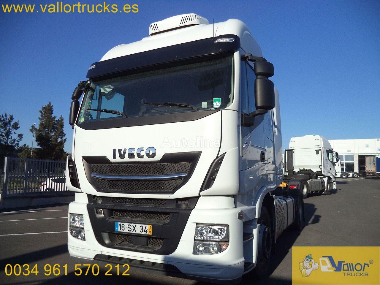 IVECO STRALIS AS440S46T/P çekici