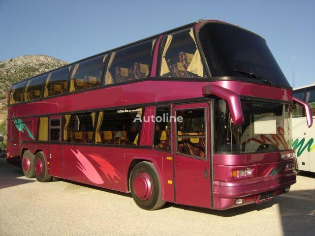 NEOPLAN N 122 SKYLINER çift katlı otobüs
