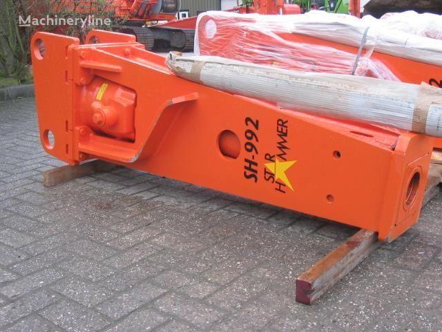 yeni STAR Hammer SH 992 hidrolik kırıcı