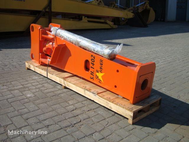 STAR Hammer SH 1402 hidrolik kırıcı