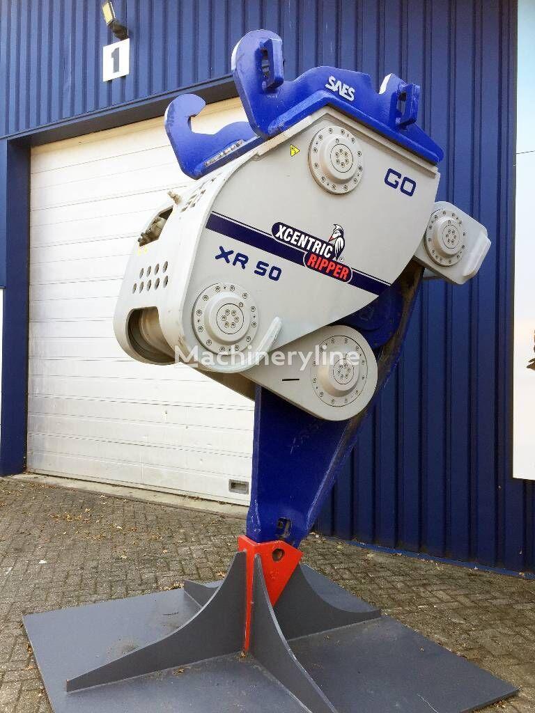 XCENTRIC Ripper XR 50 hidrolik kırıcı