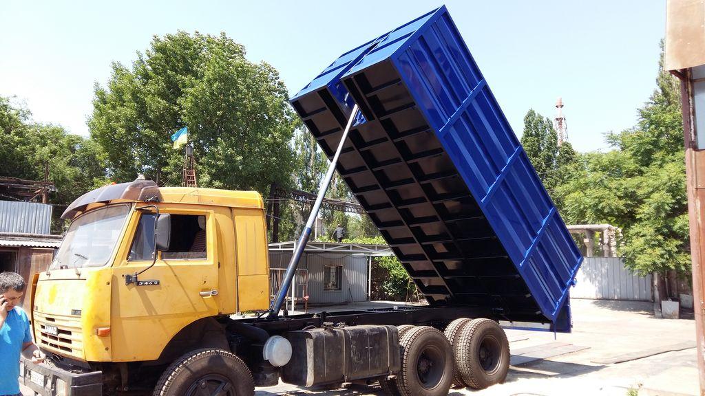 yeni KAMAZ 5320 kamyon damperi