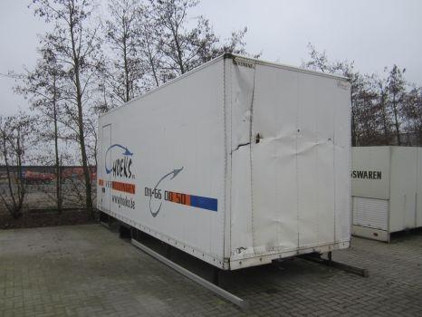 DIVERSE container kapalı kasa