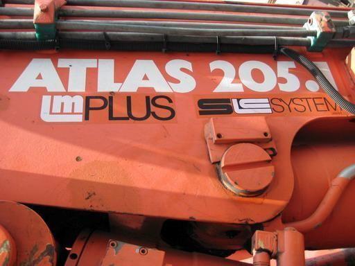 ATLAS-205.1 (Geramaniya) vinç