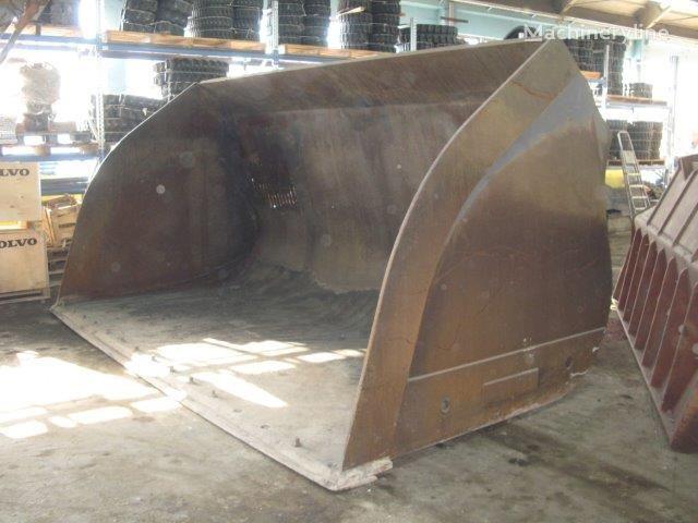 Light material bucket for coal yükleyici kovası
