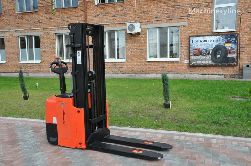 yeni Leistunglift WS1243T istif makinası