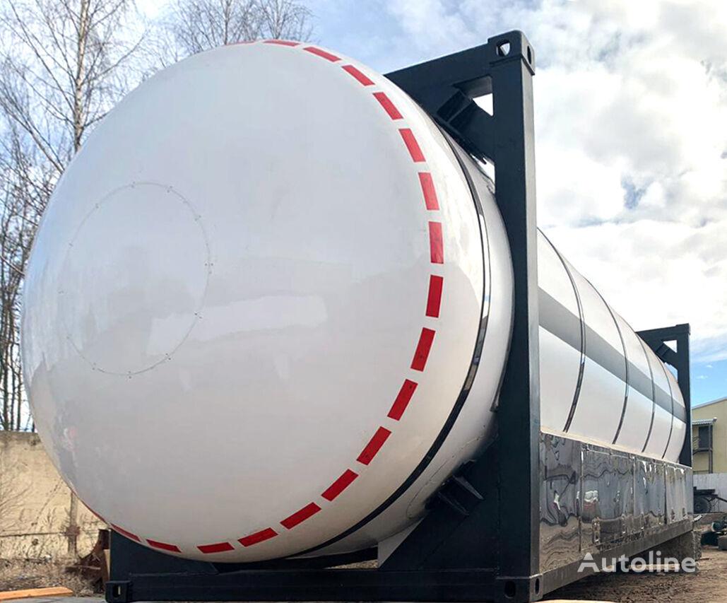 yeni AUREPA gaz tankeri römork