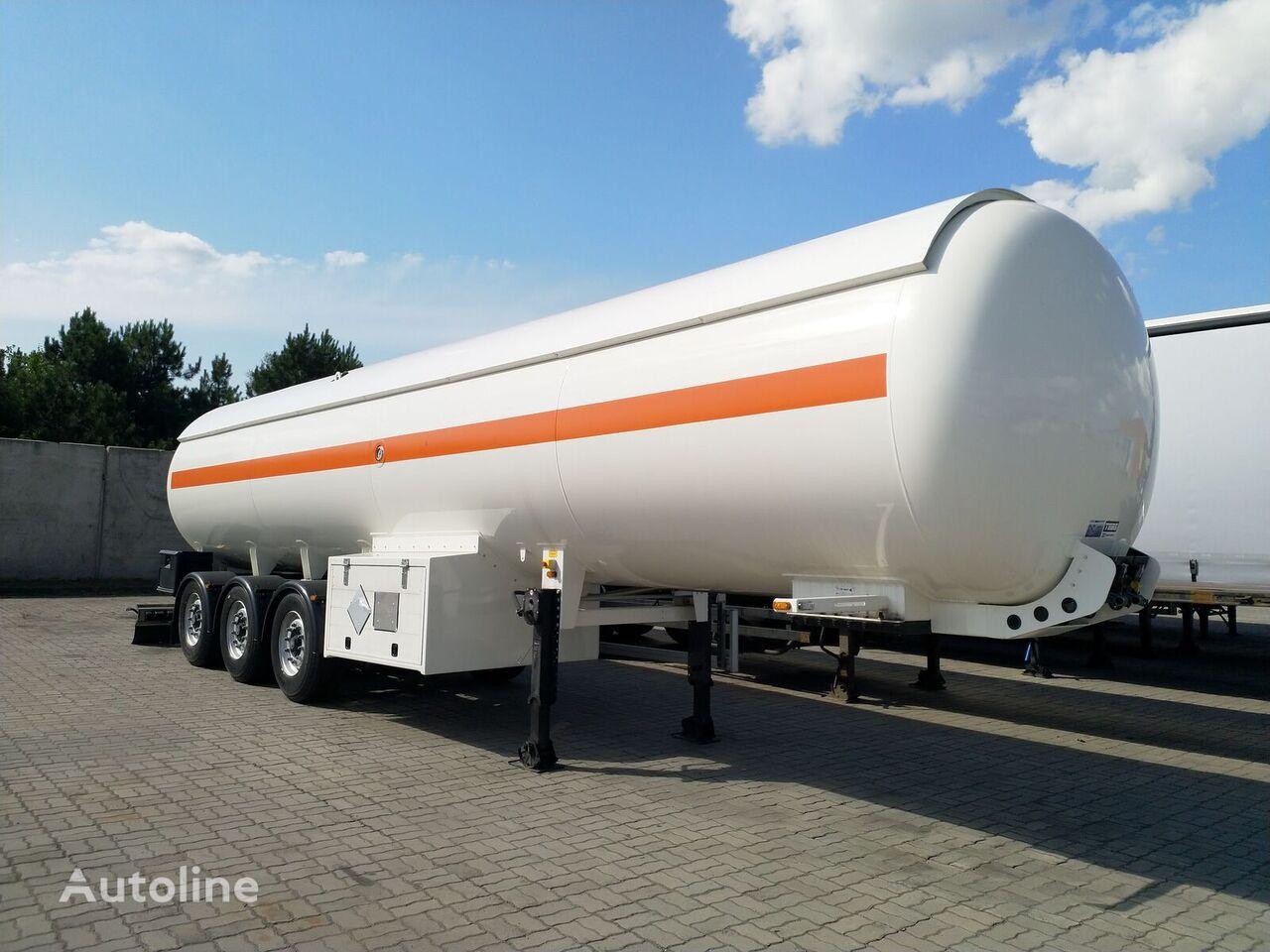 yeni NPC 2742 gaz tankeri römork
