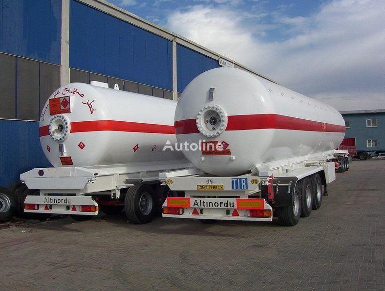 yeni ALTINORDU 2017 NEW  LPG GAS TANK  gaz tankeri