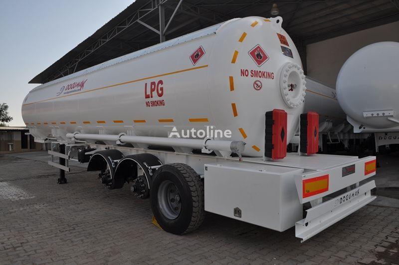 yeni DOĞUMAK LPG - DM35m3 gaz tankeri