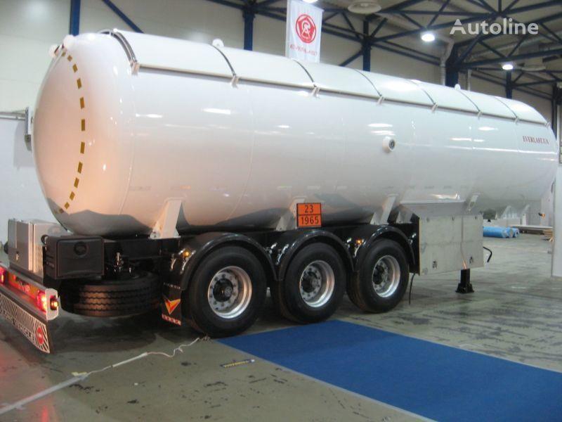 yeni EVERLAST LPG-40 gaz tankeri