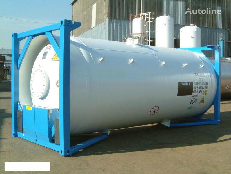 GASCON   20 FT gaz tankeri