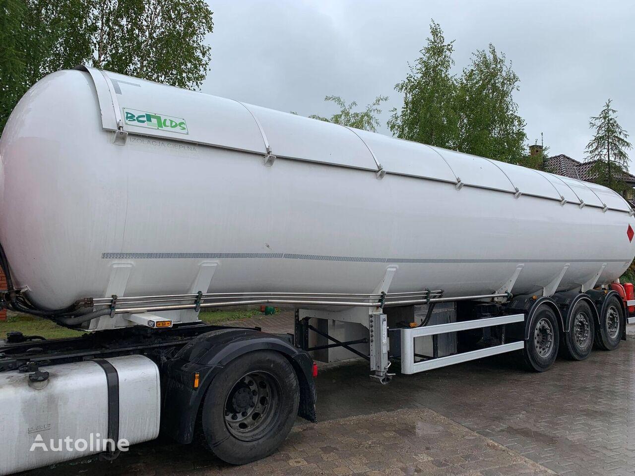 LDS NCG-48 gaz tankeri