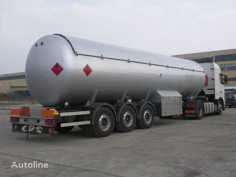 yeni LDS NCG-48 gaz tankeri