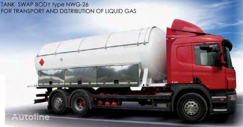 LDS NWG-26 gaz tankeri