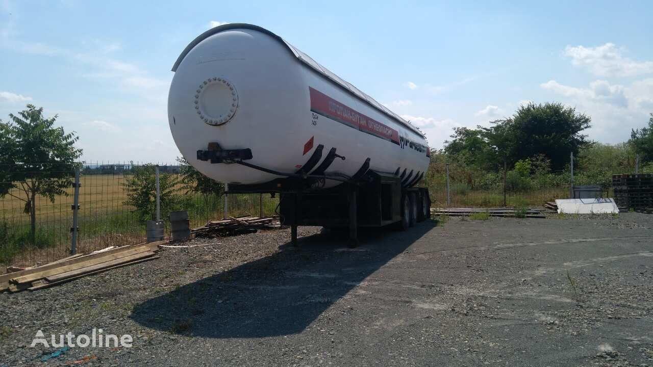 VAN HOOL volume  gaz tankeri