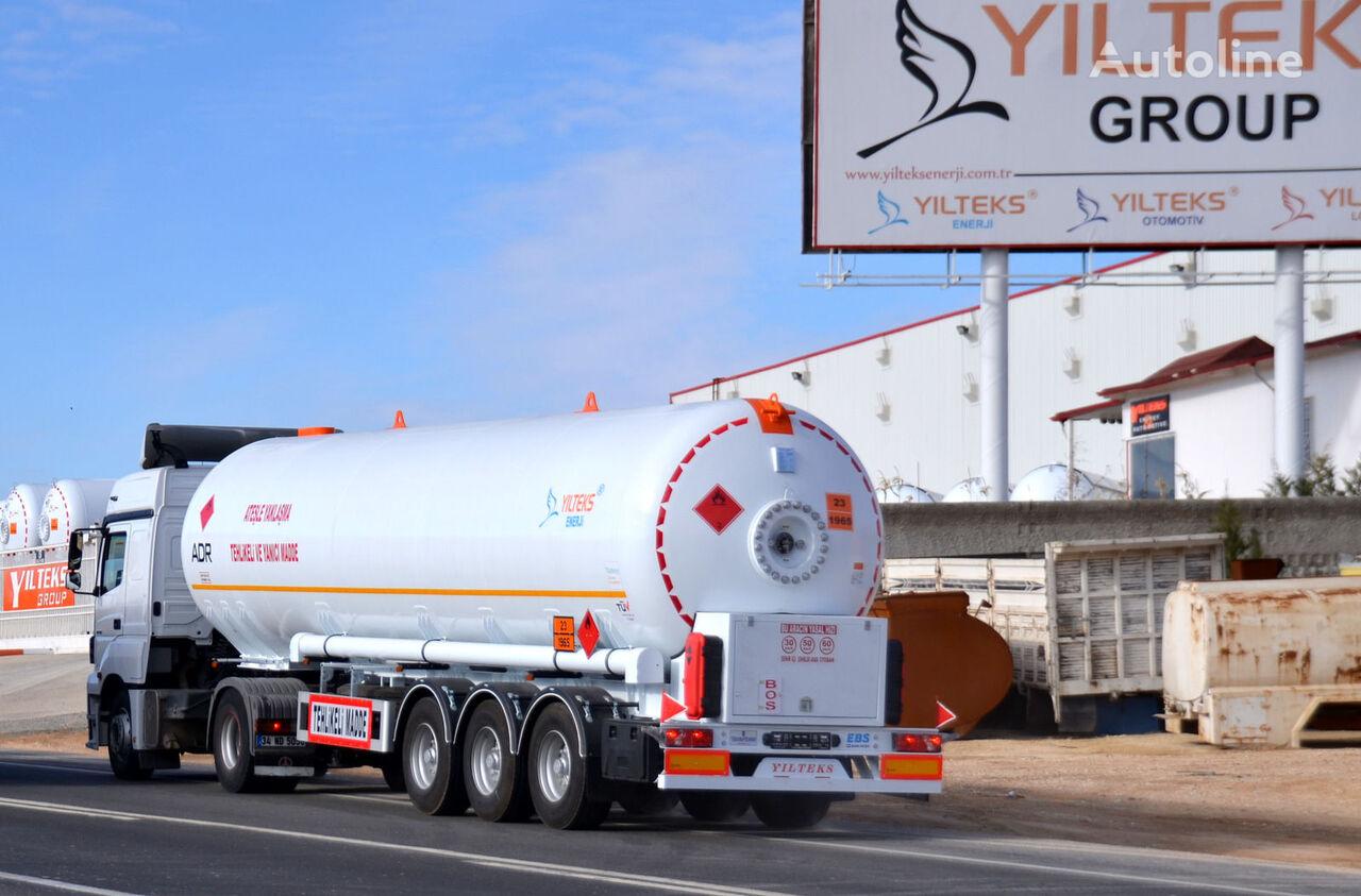 yeni YILTEKS LPG TRAİLER - ADR gaz tankeri