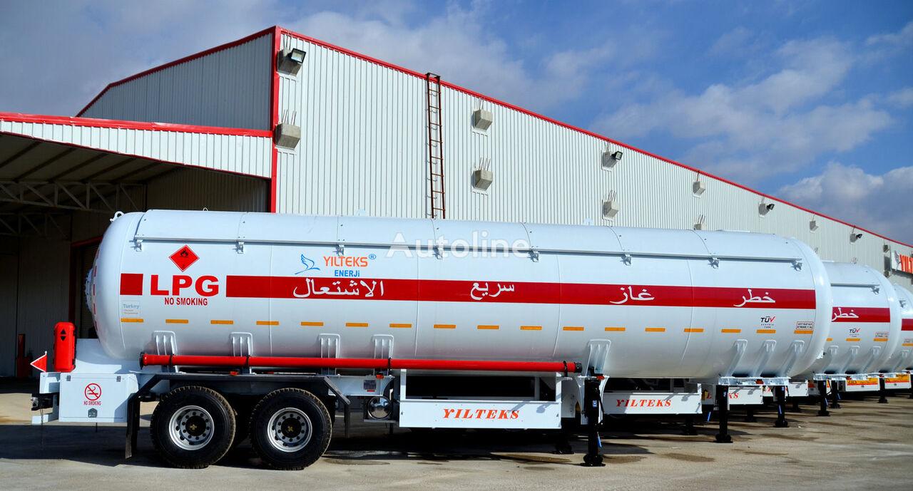 yeni YILTEKS LPG Tank gaz tankeri