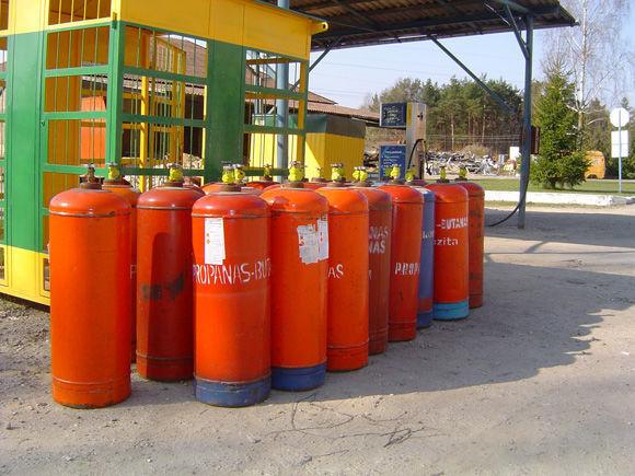 ZBA LPG cylinders PROPAN BUTAN gaz tankeri