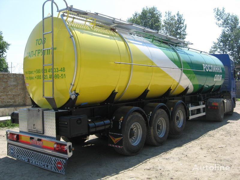 yeni EVERLAST Maslovoz gıda tankeri