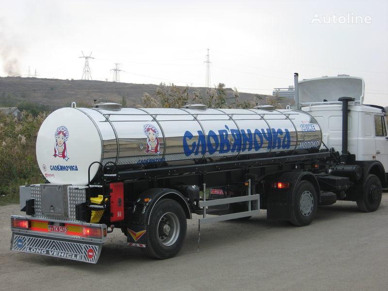 yeni EVERLAST PPC gıda tankeri