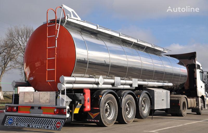 yeni EVERLAST PPCH gıda tankeri