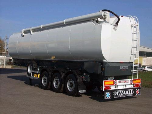 yeni PEZZAIOLI SCT63N kormovoz gıda tankeri