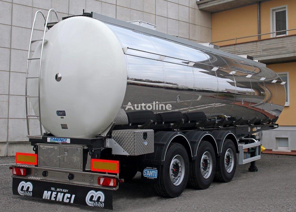 yeni SANTI MENCI   Delivery in 60 days gıda tankeri