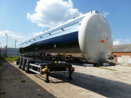 yeni SANTI SANTI-MENCI pishchevaya cisterna S 67 SANTI-MENCI gıda tankeri