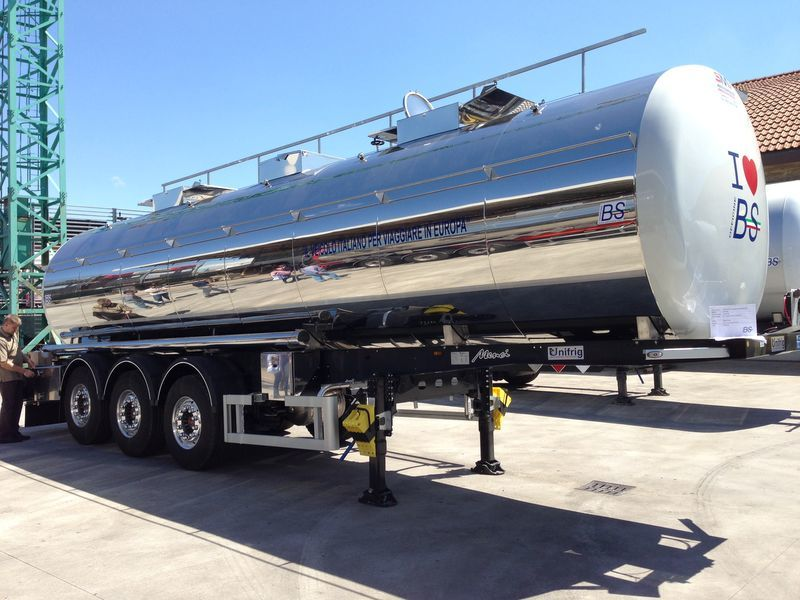 UNIFRIG Light 5.600 kg gıda tankeri