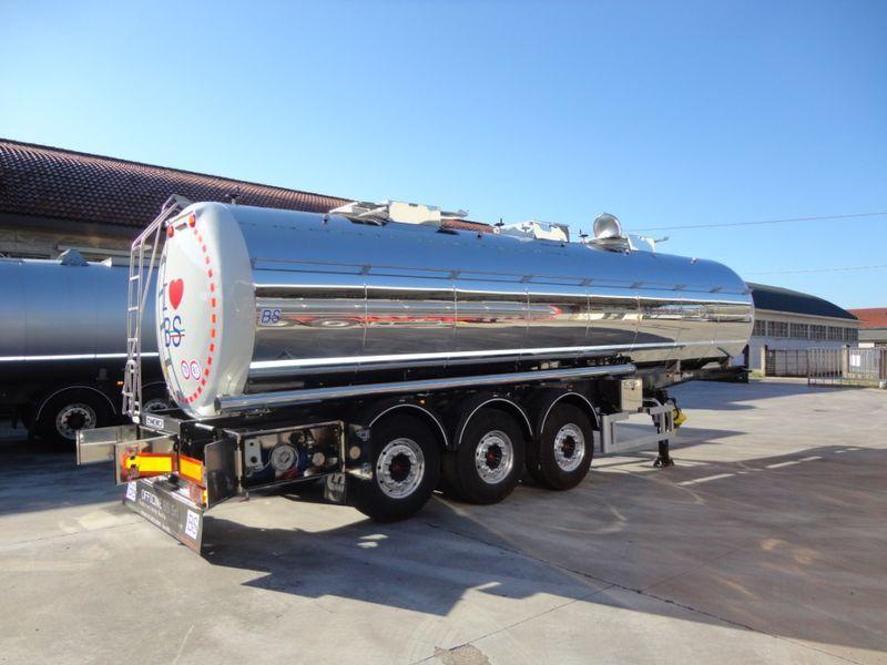 yeni UNIFRIG Light 5.600 kg gıda tankeri