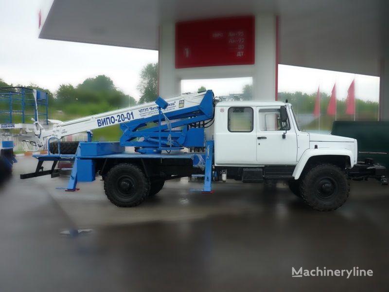 GAZ Sadko araç üstü eklemli
