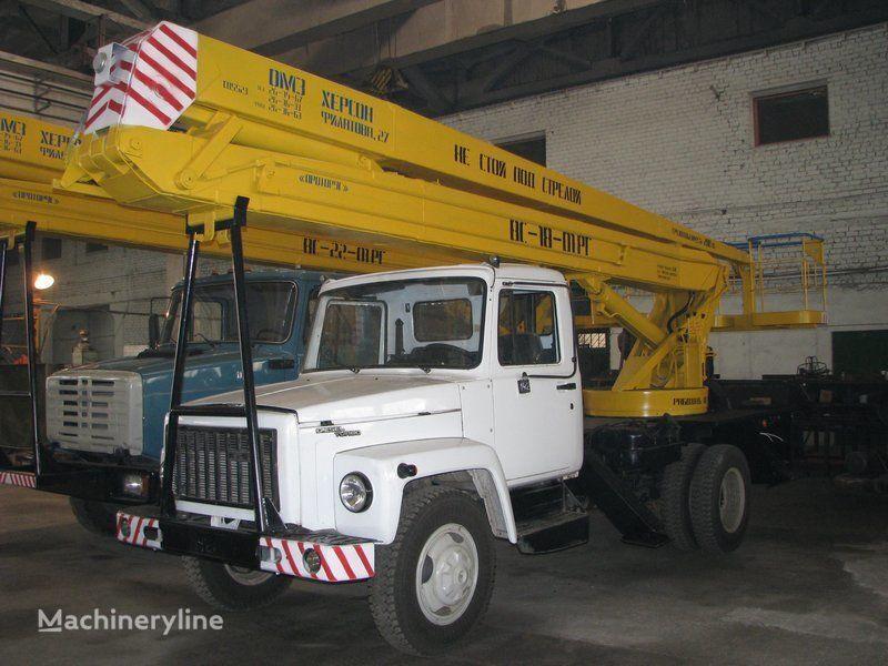 GAZ VS—18-01 RG  araç üstü eklemli