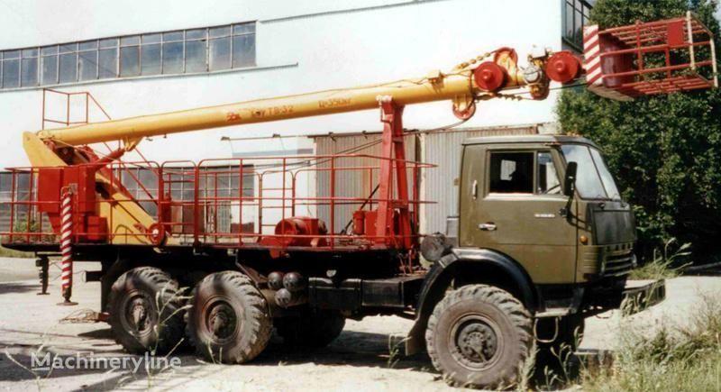 KAMAZ TV-32 araç üstü eklemli