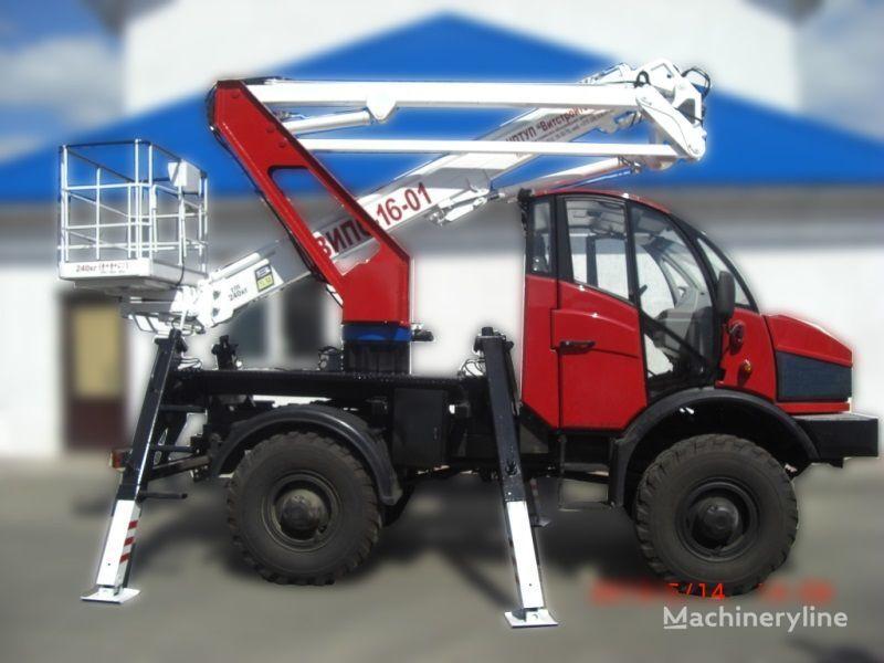 Lifting Machines AGP VIPO-16-01-02 Silant araç üstü eklemli
