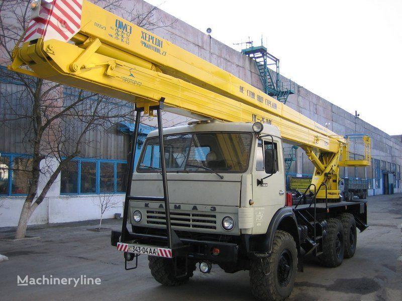 MAZ VS—22-01  araç üstü eklemli