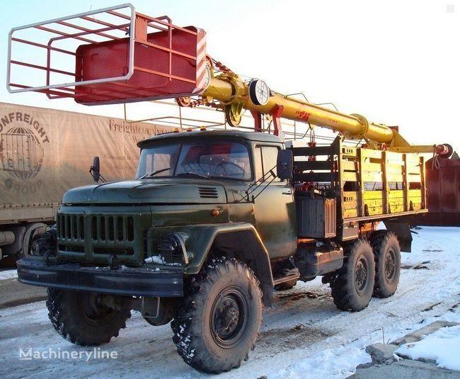 ZIL TV-26E araç üstü eklemli