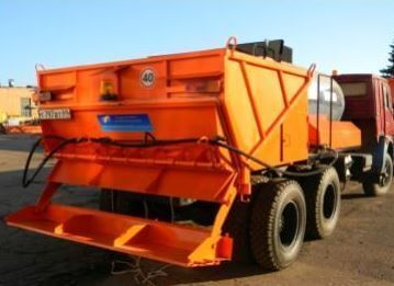 yeni MAZ Avtogudronataror asfalt distribütörü