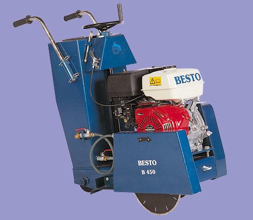 yeni Besto B-450 asfalt kesme makinesi