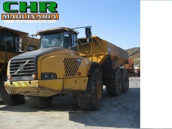 VOLVO A40 & A40D belden kırma kamyon