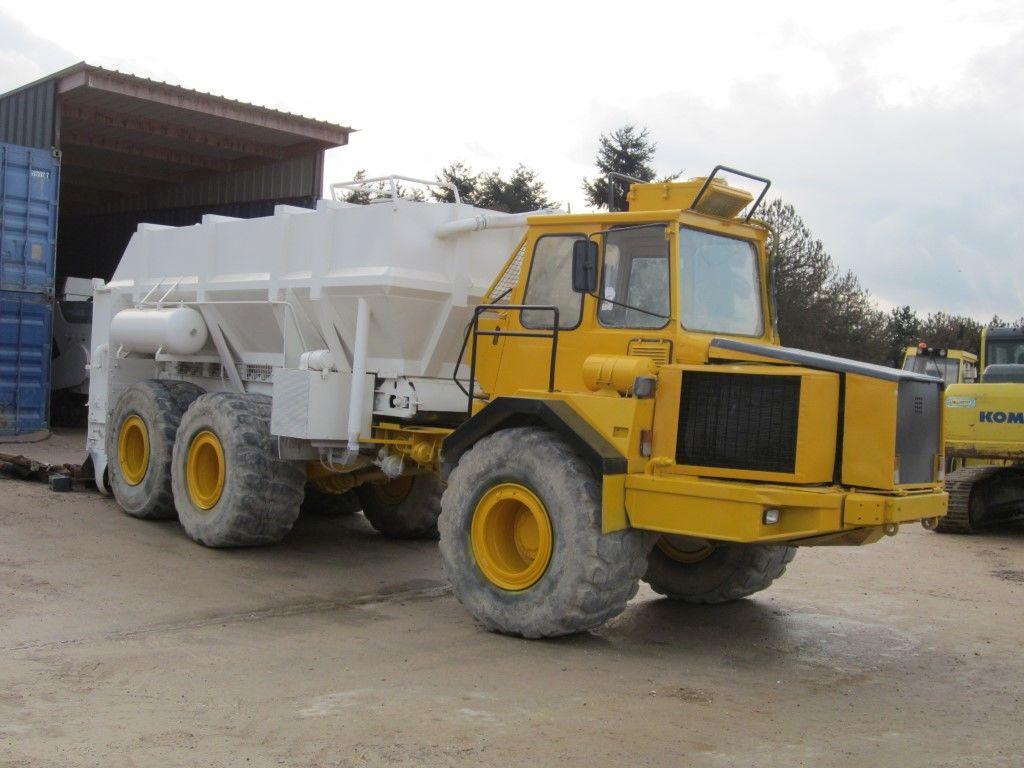 VOLVO Spreader Panien PR15 belden kırma kamyon