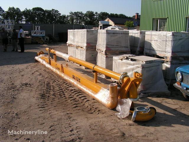 yeni Strela dlya podachi betona (betonorazdatchik). Italiya beton finişer